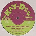 Johnny King & The Fatback Band, Peace, Love not War